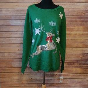 Karen Scott Christmas Sweater